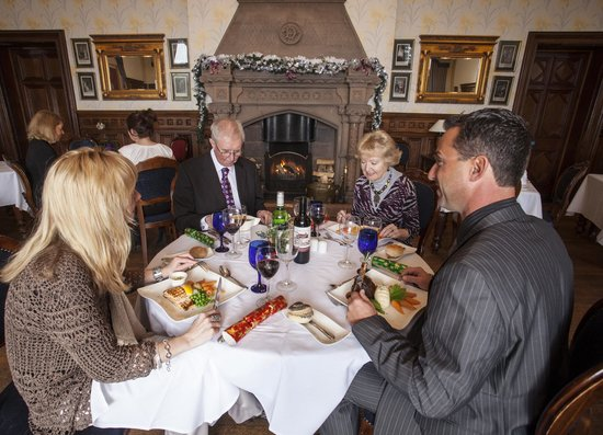 Wroxall Abbey Hotel & Estate: Sonnets Restaurant