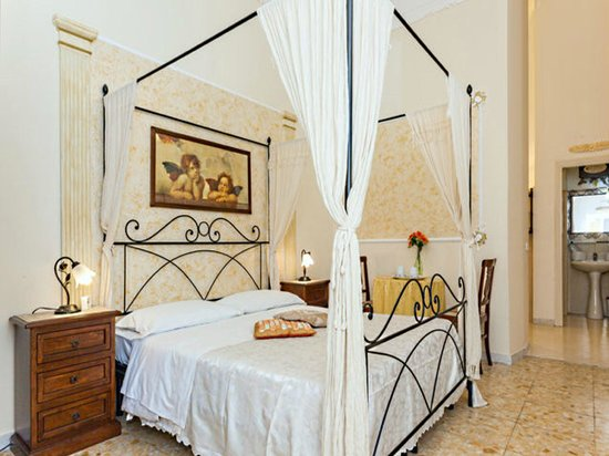 Trastevere Terrace Suites: Trevi room