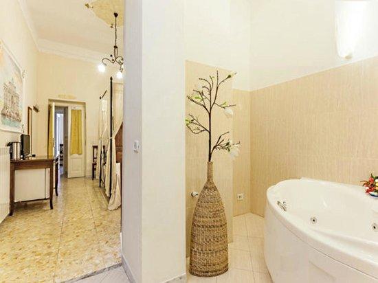 Trastevere Terrace Suites : Trevi room