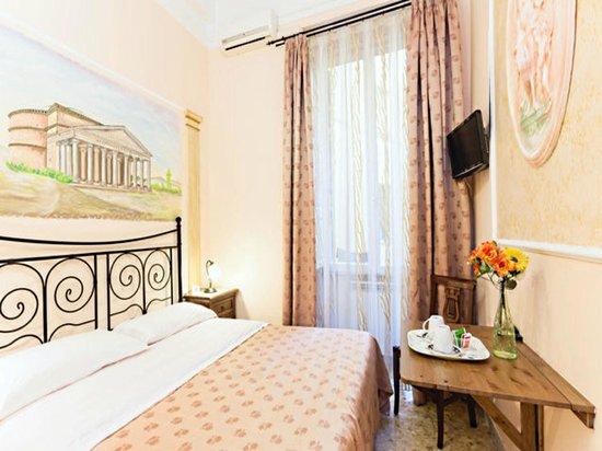 Trastevere Terrace Suites : Pantheon room