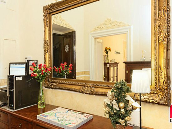 Trastevere Terrace Suites: Reception