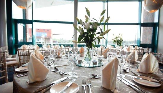 The Pavilion Restaurant At University Of Limerick