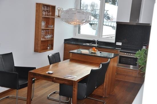 Pepis Skihotel :                                     kitchen in the penthouse