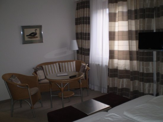Hotel am Markt:                   interno camera
