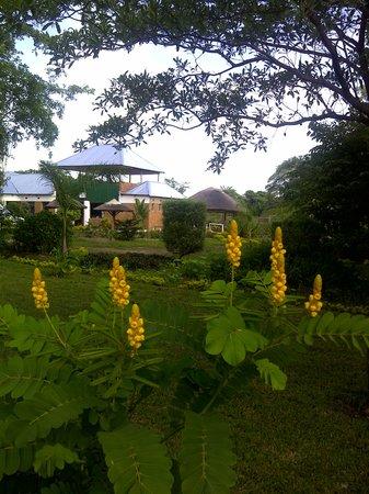 La Exotica Lodge Chinteche:                   Main Complex at La Exotic