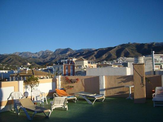 Apartamentos Casanova:                   views