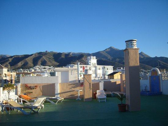 Apartamentos Casanova:                   views from the roof