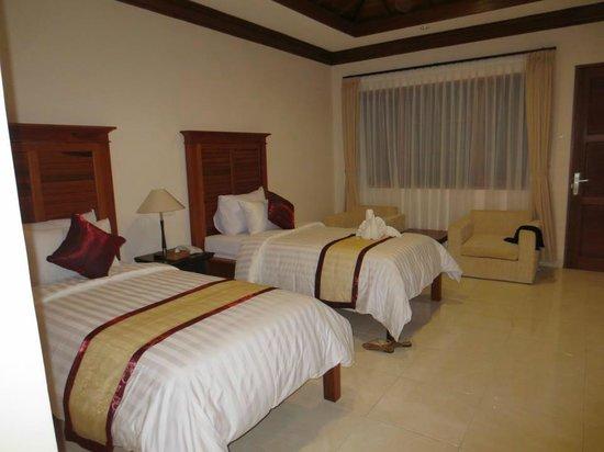 Bhuwana Ubud Hotel: room