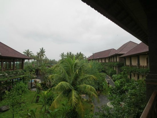 Bhuwana Ubud Hotel: view from room