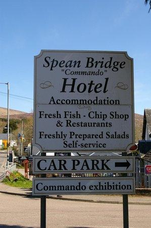 Spean Bridge Hotel Restaurant