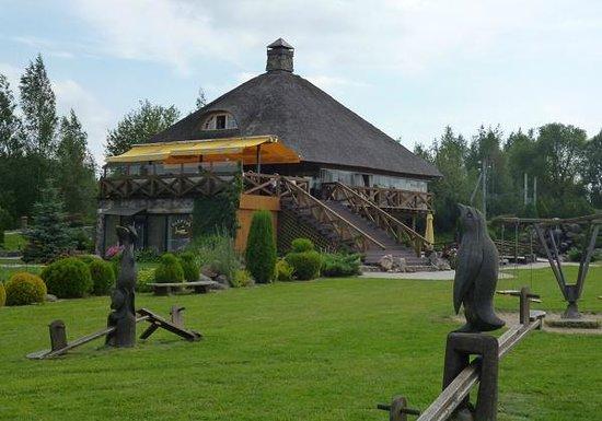 "Homestead ""Karpyne"" :                   Restaurant Karpyne"
