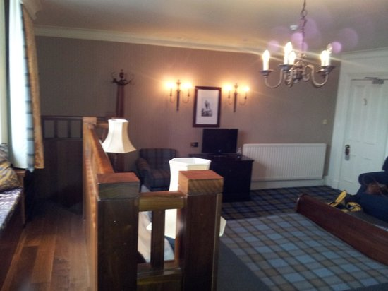 لوخ فين هوتل آند سبا:                   beautiful room!                 