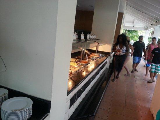 Grand Bahia Principe Jamaica:                   Dining Pic