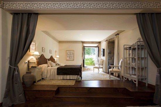 Pazo de Bentraces: Special Double Room
