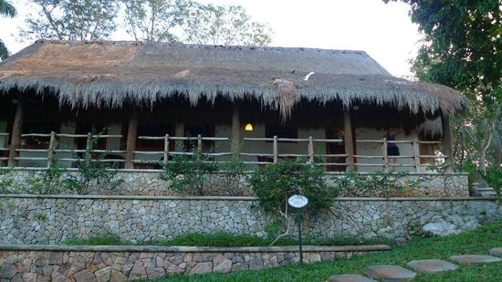 The Lodge at Chichen Itza: Bungalow