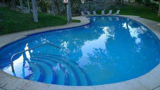 The Lodge at Chichen Itza: Pool