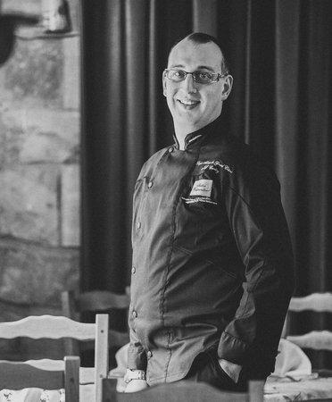 Auberge du Grand Chene: Maitre Restaurateur Jeff COURTOY