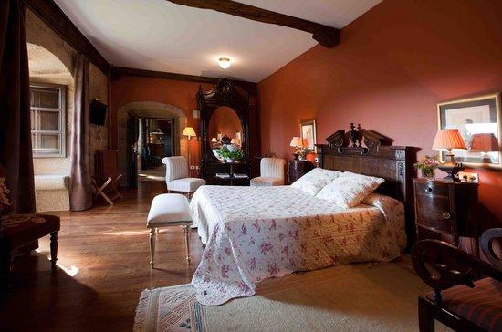Pazo de Bentraces: Superior Double Room