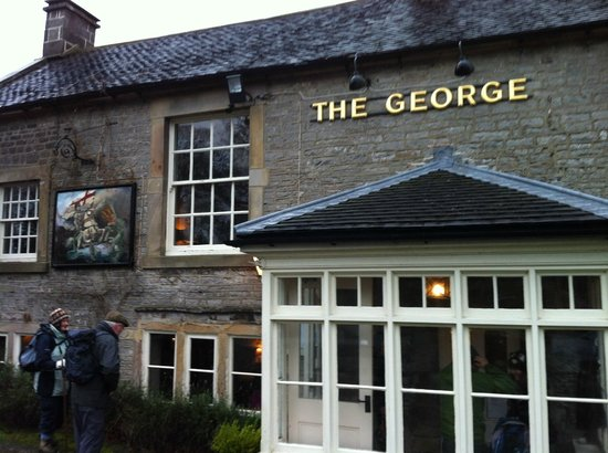 The George Alstonefield:                   The Building