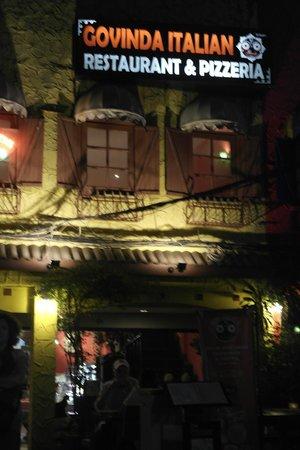 Govinda's, Pure Vegetarian & Vegan Italian Restaurant & Pizzeria:                   Govinda Italian Restaurant Bangkok