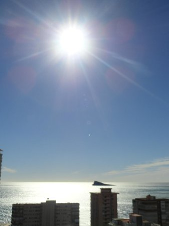 Hotel Madeira Centro:                   View from balcony