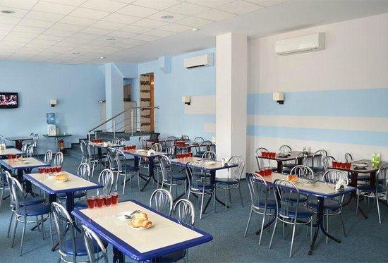 Optima Sevastopol Hotel : Dinning room