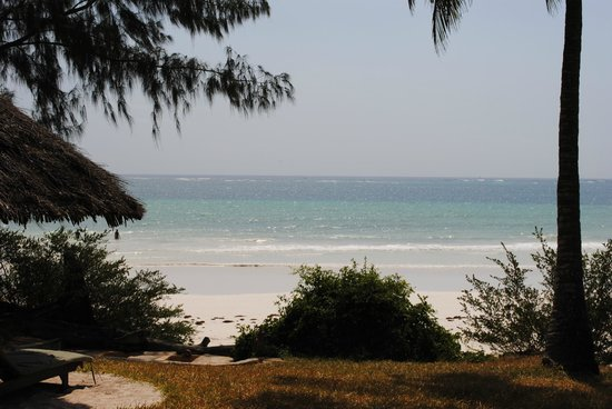 Galu Beach Retreat:                   A magical spot, one of those picture-perfect beaches