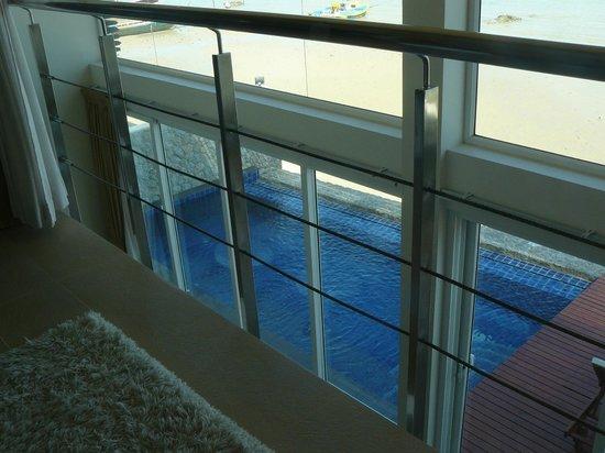 Serenity Resort & Residences Phuket: vue de notre chambre