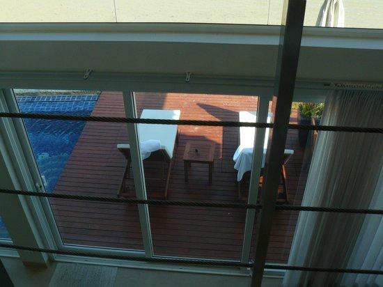 Serenity Resort & Residences Phuket: vu de la chambre pool residence
