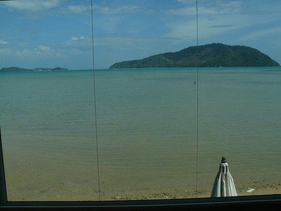 Serenity Resort & Residences Phuket: vu de notre lit