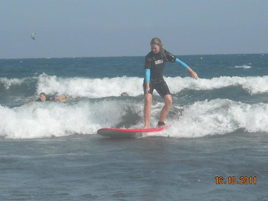 Tenerife Surfing Canp