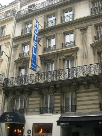 Plaza Opera Hotel : Entrada