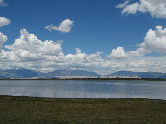 San Luis Lakes State Park:                   San Luis Lake