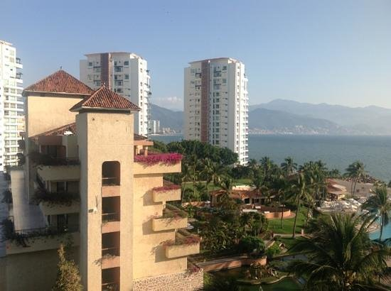 Marriott Puerto Vallarta Resort & Spa:                   room with a view