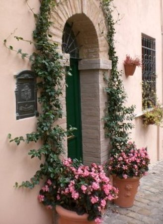 ingresso Bed and Breakfast Notti sulle Mura