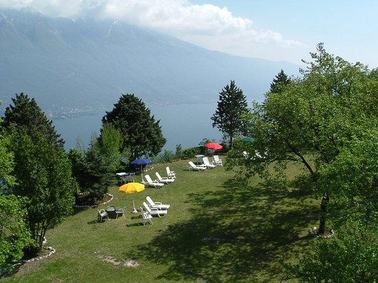 Villa delle Querce Ferienwohnungen Gardasees Tremosine