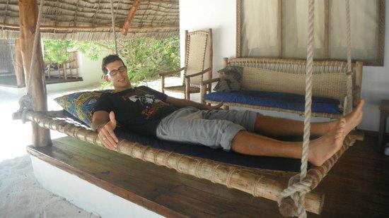 Hakuna Majiwe Beach Lodge:                   suite