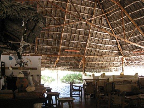 Hakuna Majiwe Beach Lodge:                   risto