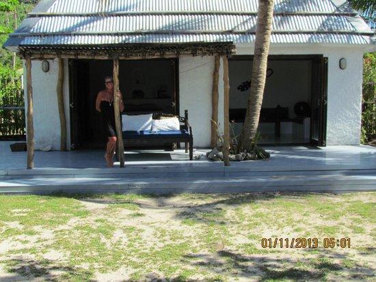 Navutu Stars Fiji Hotel & Resort: Bure 8