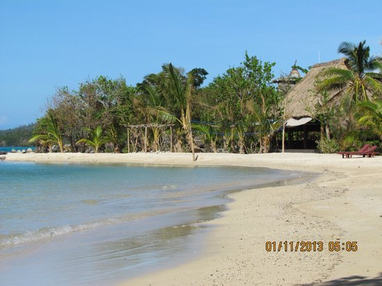 نوفوتوس ستارز ريزورت: Beach