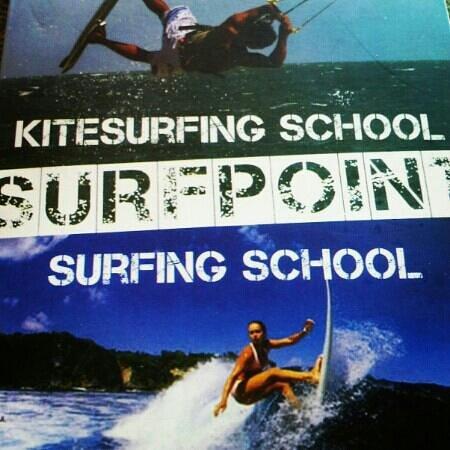Surfpoint Kiteboarding School :                                     Amazing kitesurfing school
