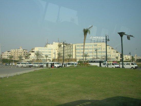 Le Meridien Pyramids Hotel & Spa: Le Meridien Pyramids Hotel