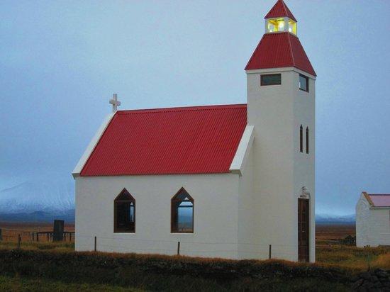 Fjalladyrd:                   Church