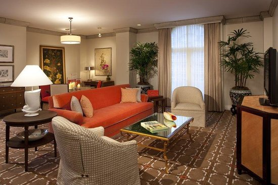 Rosewood Mansion on Turtle Creek: Terrace Suite