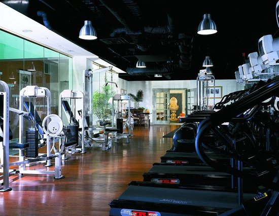Rosewood Mansion on Turtle Creek: Fitness Center