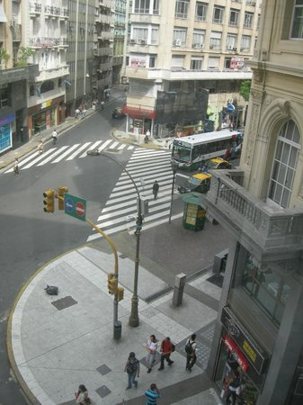 Hotel NH Buenos Aires Latino: View from the room