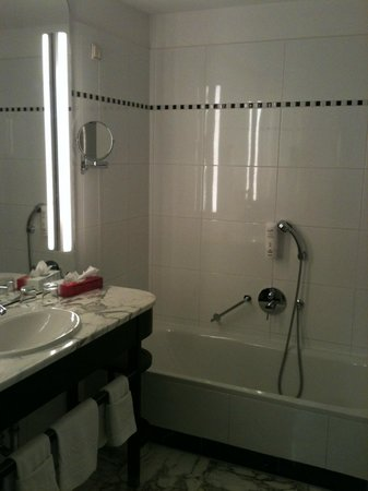 Falkensteiner Hotel Grand MedSpa Marienbad:                   Ванная