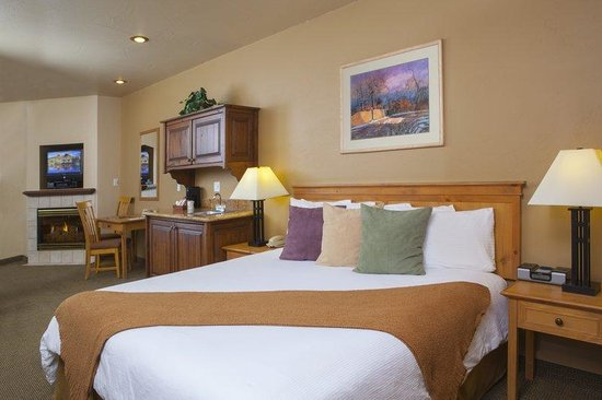 Sedona Real Inn and Suites: Royal_King_Corner_Suite