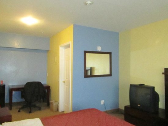Motel Blu:                   camera