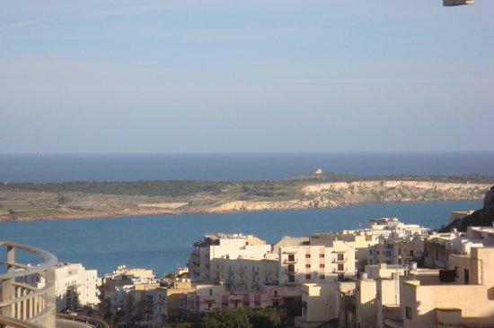 Maritim Antonine Hotel & Spa:                   beach view